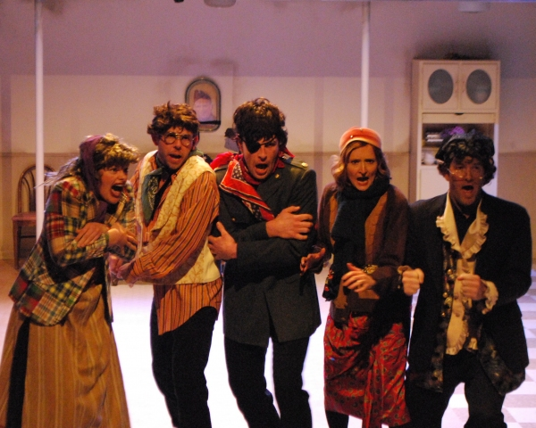 Photo Flash: Porchlight Music Theatre Welcomes Return of BEST MUSICAL! Today