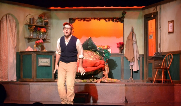 Photo Flash: First Look at Josh Rhett Noble, Alicia Tomasko and More in StarStruck's LITTLE SHOP OF HORRORS