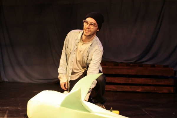 Photo Flash: First Look at David Stone and More in ALL THAT JAWS