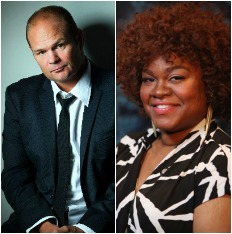 TRUE BLOOD's Chris Bauer, Da'Vine Joy Randolph and More to Lead Atlantic Theater Company's WHAT RHYMES WITH AMERICA