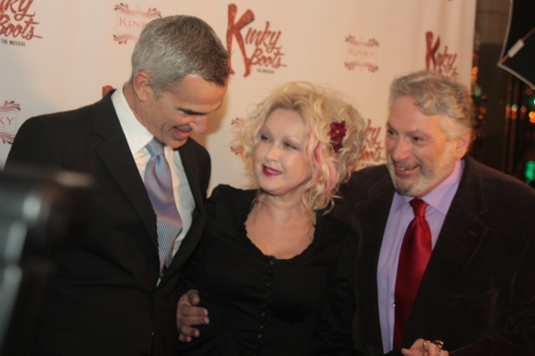 Photo Flash: First Look at Opening Night of Chicago's KINKY BOOTS
