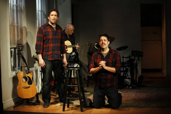 Photo Flash: First Look at Amas Musical Theatre's THE OTHER JOSH COHEN Off-Broadway