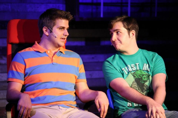 Photo Flash: First Look at SRO's TITLE OF SHOW