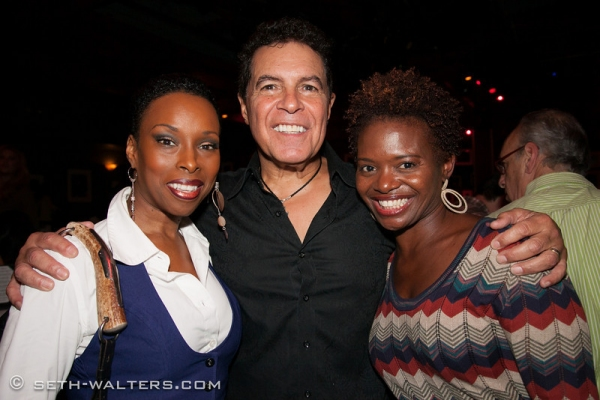 Brenda Braxton, Clint Holmes and La Chanze