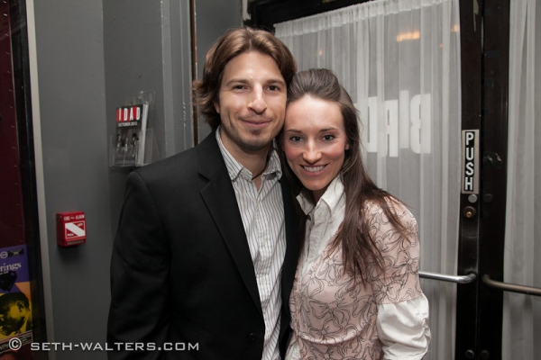 Jordan Richard and Elizabeth Davis Photo