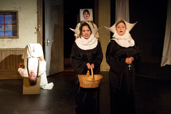 Photo Flash: First Look at Seanachai Theatre Company's IN PIGEON HOUSE