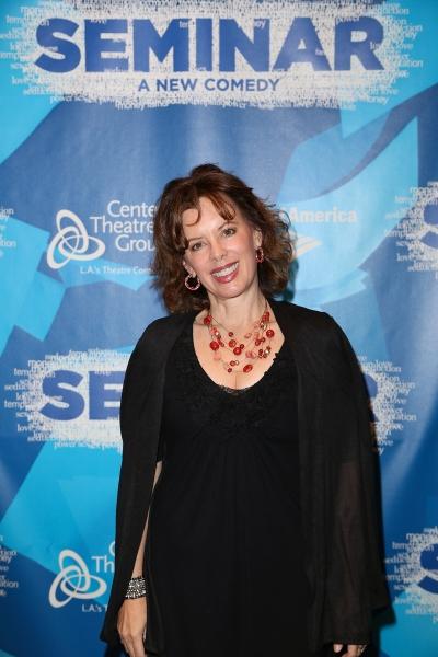 Photo Flash: Jeff Goldblum, Theresa Rebeck and More at SEMINAR Opening Night in LA