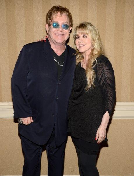 Sir Elton John and Stevie Nicks