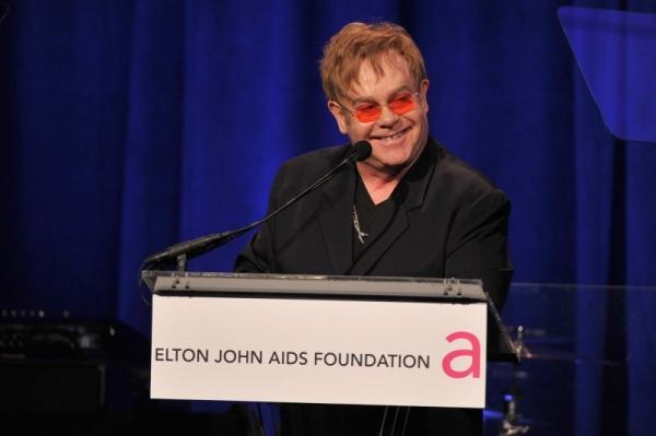 Sir Elton John Photo