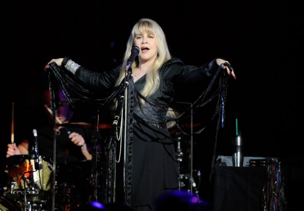 Stevie Nicks at Cheyenne Jackson, Alan Cumming, Nina Arianda & More at Elton John AIDS Foundation's 11th Annual AN ENDURING VISION Gala