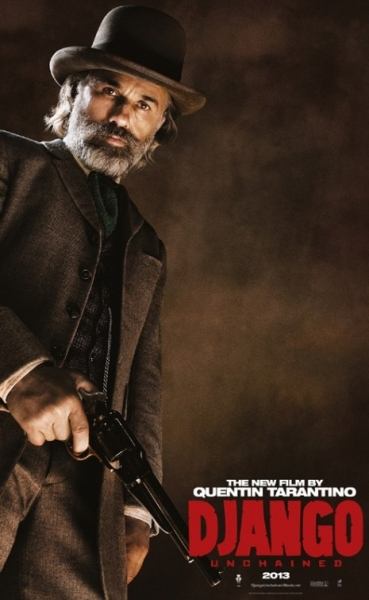 Photo Flash: Character Posters for Tarantino's DJANGO UNCHAINED Released