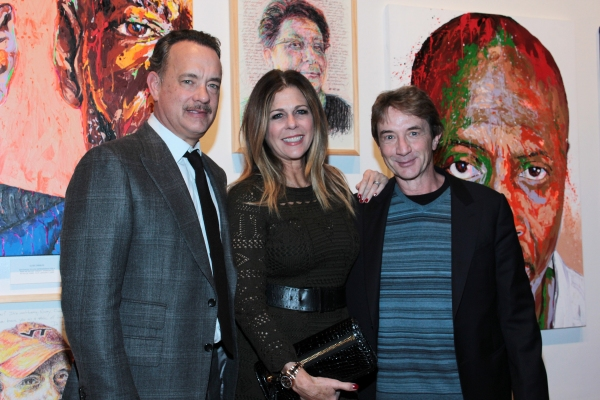 Photo Coverage: THE EXONERATED Welcomes Martin Short, Joe Morton and More!
