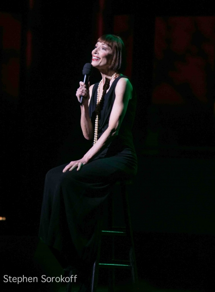 Karen Akers at Inside the 23rd New York Cabaret Convention- Day 2
