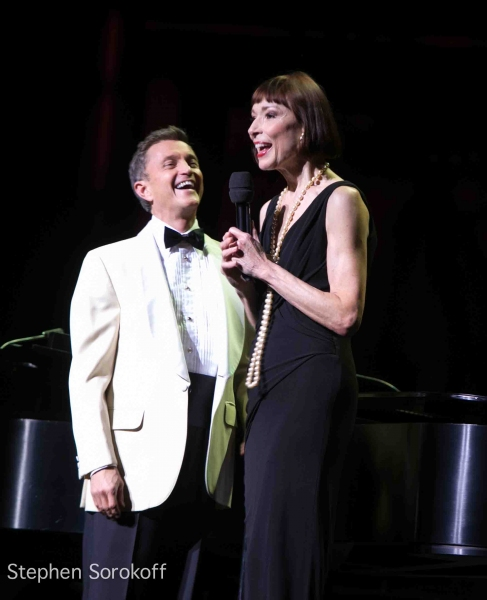 Jeff Harnar & Karen Akers at Inside the 23rd New York Cabaret Convention- Day 2