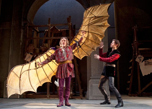 The Old Globe Announces 2013 Season - Adrian Noble Directs MERCHANT OF VENICE, THE RAINMAKER and More