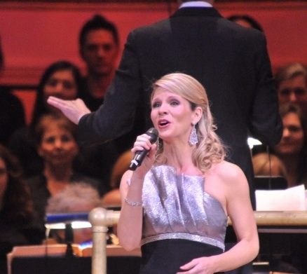 Kelli O'Hara at THIS WEEK IN PICTURES: October 13 - 19