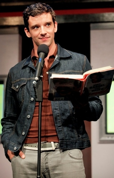 Michael Urie at THIS WEEK IN PICTURES: October 13 - 19