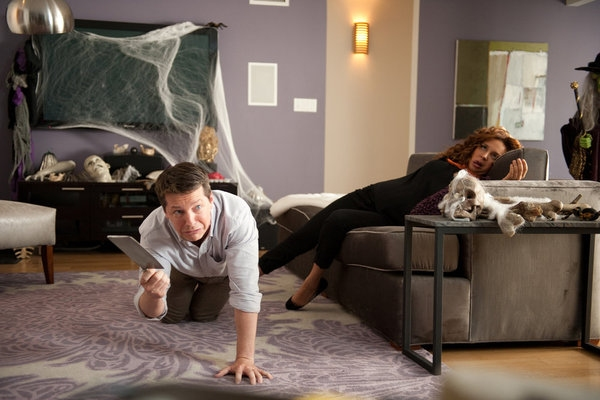 Sean Hayes, Maya Rudolph at The Howls Are On NBC This Halloween!