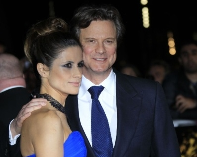 Colin Firth at Rolling Stones Rock the Red Carpet at CROSSFIRE HURRICANE Premiere