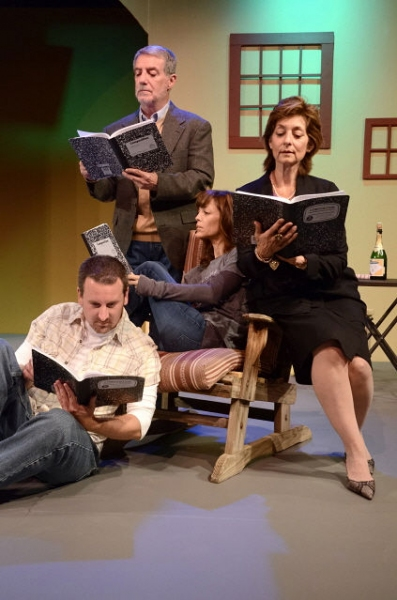Photo Flash: First Look at Theatre Artists Studio's PROOF