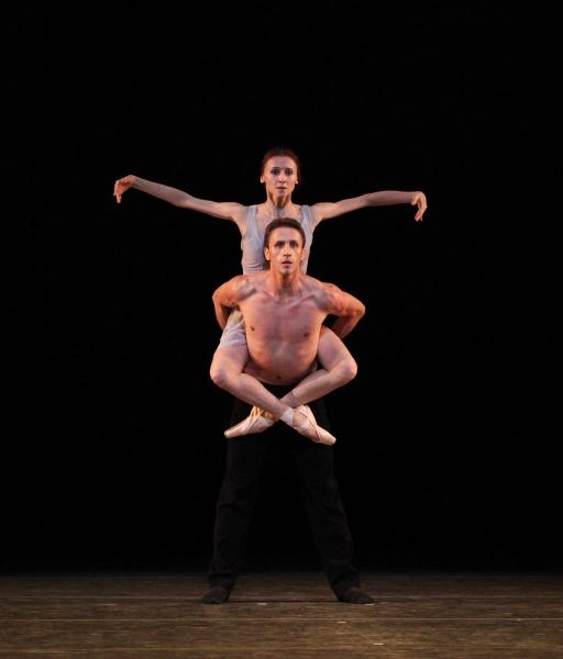 Photo Coverage: Bolshoi Ballet's Svetlana Zakharova & Andrei Merkuriev Perform 'Distant Cries'