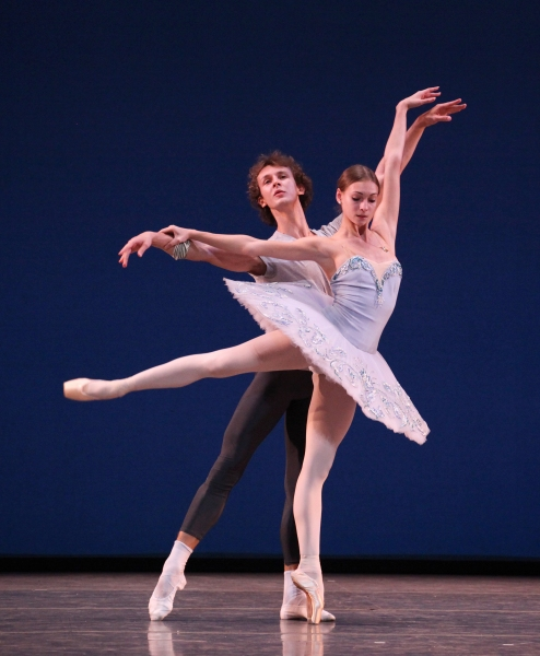 Olga Smirnova & Semyon Chudin