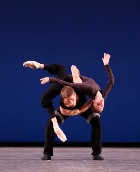 Svetlana Zakharova and Andrei Merkuriev Photo