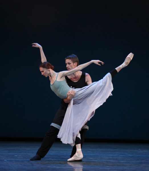 Photo Coverage: Bolshoi Ballet's Svetlana Zakharova & Andrei Merkuriev Perform 'Tristan & Isolde'