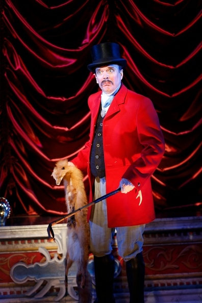 Photo Flash: First Look at Jefferson Mays, Ken Barnett and More in Old Globe's A GENTLEMAN'S GUIDE TO LOVE AND MURDER