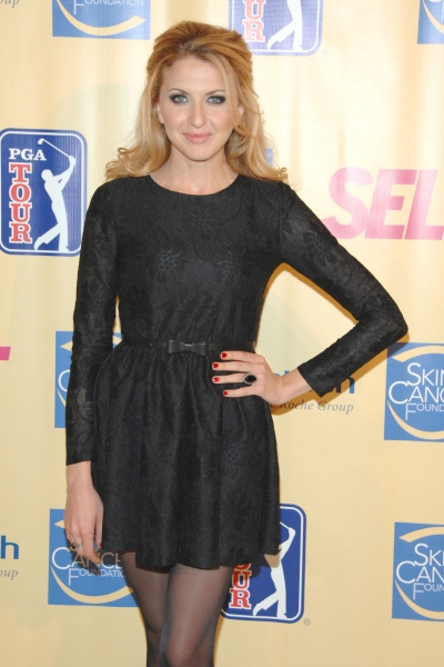 Nina Arianda at Nina Arianda, Bobby Cannavale and More Attend 2012 Skin Cancer Foundation Gala