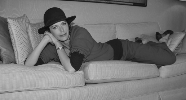 Photo Flash: Remembering Sylvia Kristel (1952-2012)