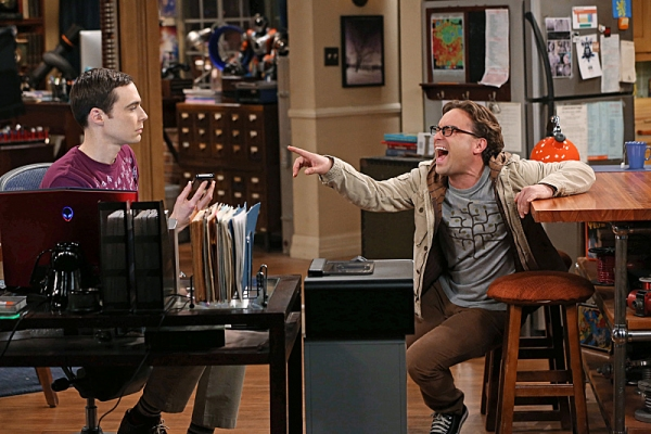 Photo Flash: First Look at 11/1 Episode of BIG BANG THEORY