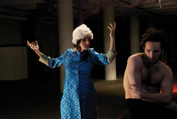 Photo Flash: Tremor Theatre Collective's THE RUB Comes to New Orleans Fringe, 11/15-18