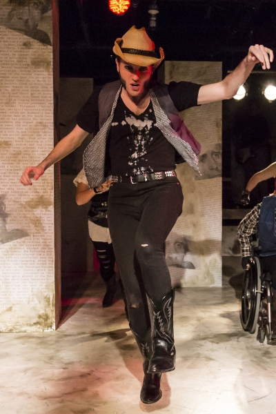 Photo Flash: First Look at Maryland Ensemble Theatre's BLOODY BLOODY ANDREW JACKSON