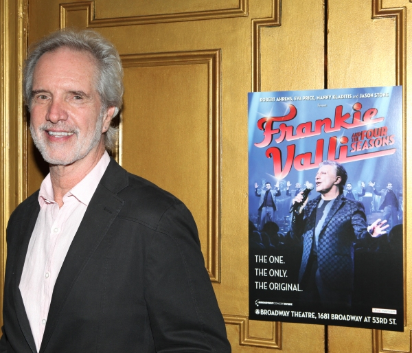 Bob Gaudio  at FRANKIE VALLI AND THE FOUR SEASONS Opening Night Reception