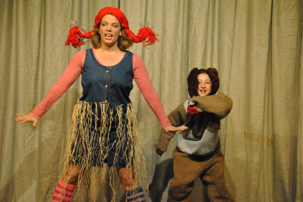 Megan Shepston Overly and Avery Bank Photo