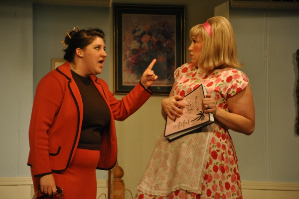 Photo Flash: First Look at Little Theatre Off Broadway's RUTHLESS