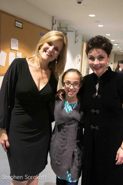 Karen Mason, Yael Gelman, Christine Andreas