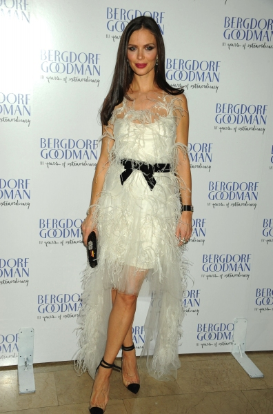 Fashion Photo of the Day 10/20/12 - Georgina Chapman