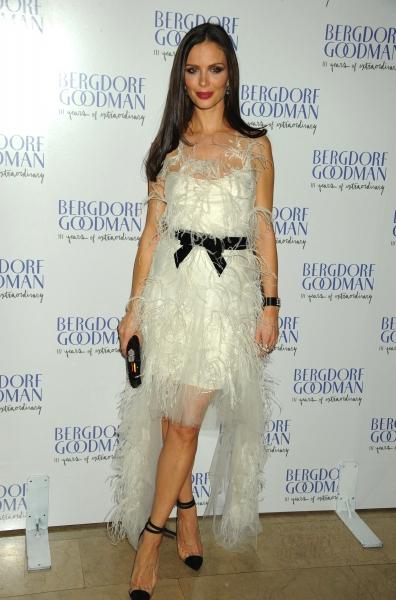 Fashion Photo of the Day 10/20/12 - Georgina Chapman