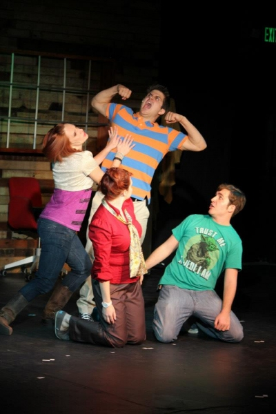 BWW Reviews: SRO's Perfectly Played [TITLE OF SHOW] is Exuberant, Hilarious and Heart-Warming