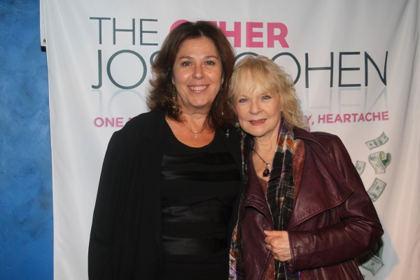 Donna Trinkoff and Penny Fuller