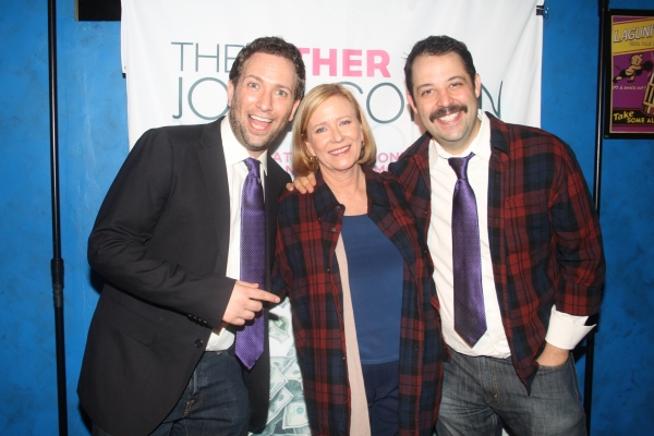 Photo Coverage: David Rossmer, Steve Rosen, Ted Sperling & More at THE OTHER JOSH COHEN Opening Night!