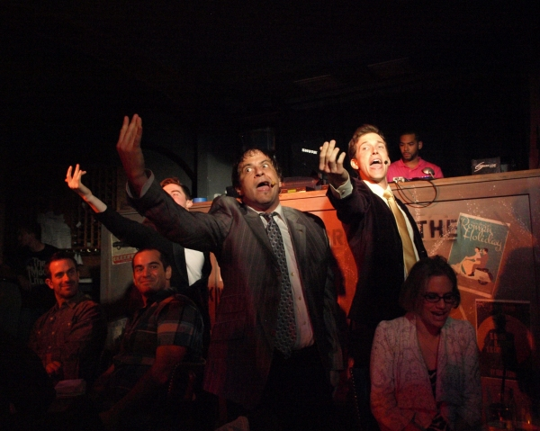 Photo Coverage: FOR THE RECORD: SCORSESE Opening Night at Rockwell Table & Stage