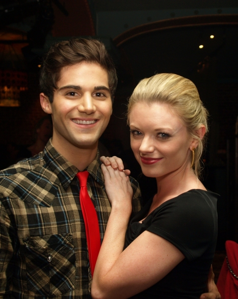Max Ehrich and Ruby Lewis Photo