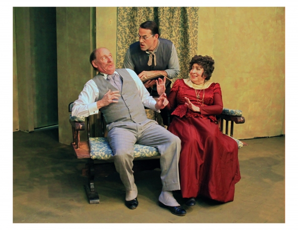 Photo Flash: First Look at Bergen County Players' FOOLS
