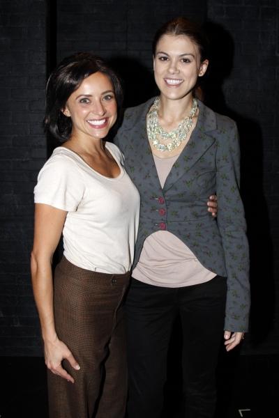 Christine Lakin and Lindsey Shaw