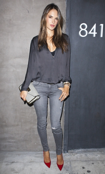Fashion Photo of the Day 10/21/12 - Alessandra Ambrosio