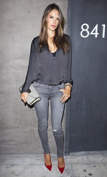 Fashion Photo of the Day 10/21/12 - Alessandra Ambrosio