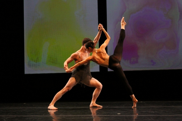 Photo Flash: Stephen Petronio Company's THE ARCHITECTURE OF LOSS and UNDERLAND at Irvine Barclay Theatre